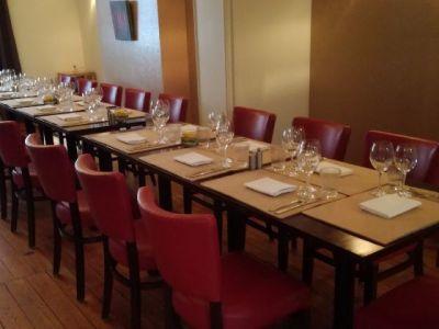 tafel 17pers